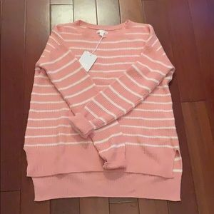 LC Lauren Conrad High Low Sweater